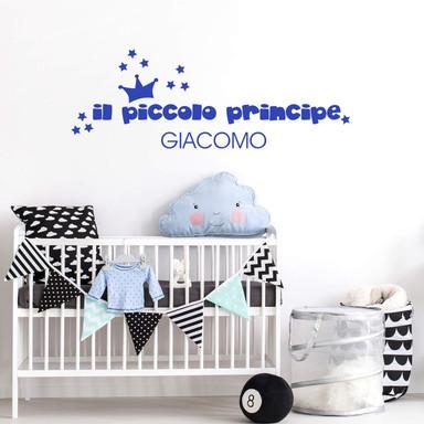 Wandtattoo & Name Il piccolo principe