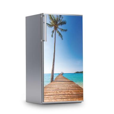 Kühlschrankfolie 60x120cm - Caribbean- Bild 1
