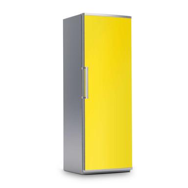 Kühlschrankfolie 60x180cm - Gelb Dark- Bild 1
