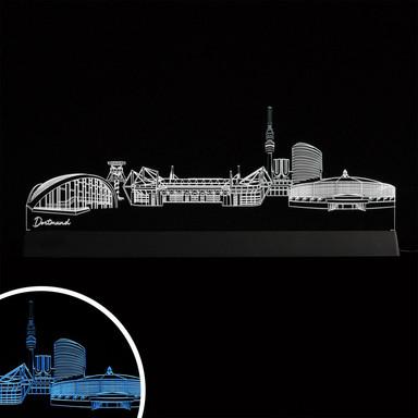 LED Skyline Dortmund