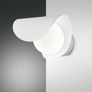 LED Wandleuchte in weiss Adria 6W 540lm