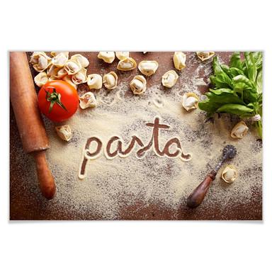 Poster Pasta - Tortellini