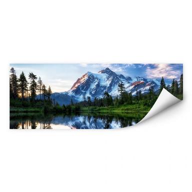Wallprint Papp - Mountain Wilderness