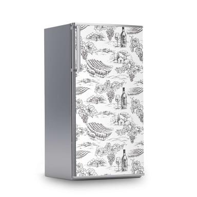 Kühlschrankfolie 60x120cm - Vineyard- Bild 1