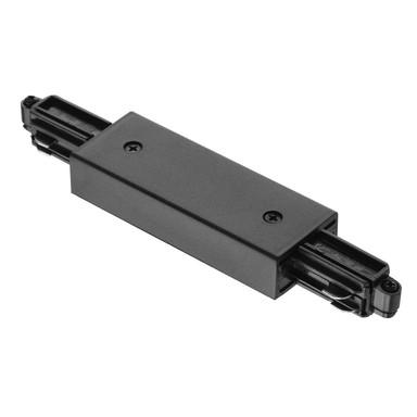 Link 1-Phasen-Schienensystem Adapter doppelt schwarz