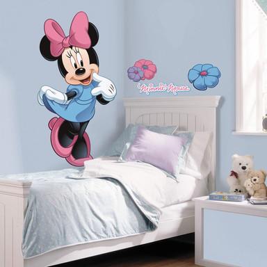 Wandsticker Minnie Mouse & ihre Freunde - Maxi Sticker - Bild 1