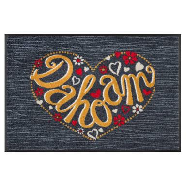 Wash&Dry Fussmatte Dahoam 50x75cm