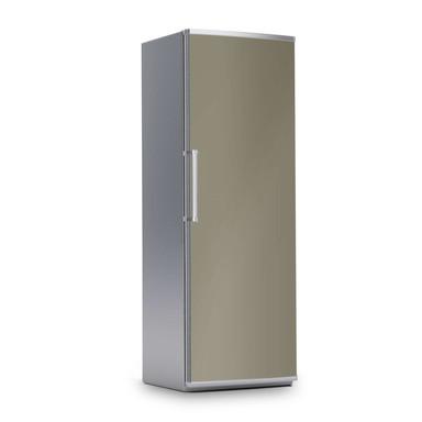 Kühlschrankfolie 60x180cm - Braungrau Light- Bild 1