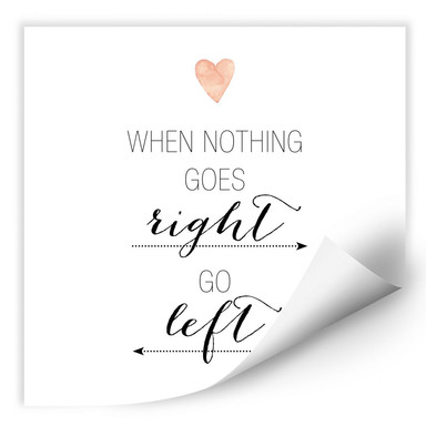 Wallprint Confetti & Cream - When nothing goes right