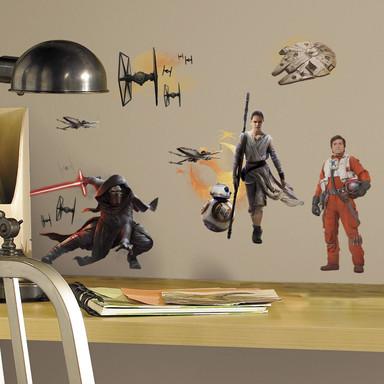 Wandsticker Star Wars - Das Erwachen der Macht Set - Bild 1