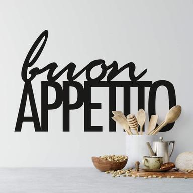 Wandtattoo Wandtattoo Buon Appetito 02