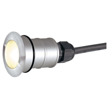LED Bodeneinbaustrahler Power Trail Lite, rund, warmweiss - Bild 1