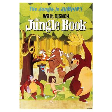 Leinwandbild Jungle Book  - Bild 1