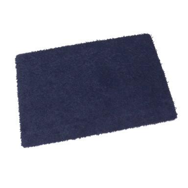 Orion waschbare Fussmatte Navy Blue