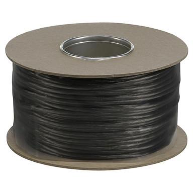 Tenseo Seilsystem, Niedervolt-Seil, 6 mm², schwarz, 100 m
