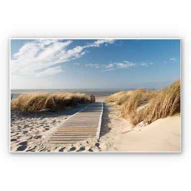 Wandbild - An der Ostsee