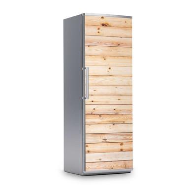 Kühlschrankfolie 60x180cm - Bright Planks- Bild 1