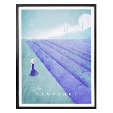 Poster Rivers - Provence