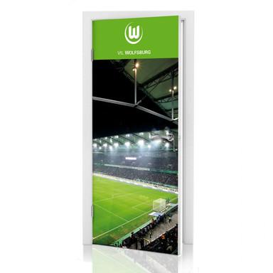 Türdeko VfL Wolfsburg Volkswagen Arena - Bild 1