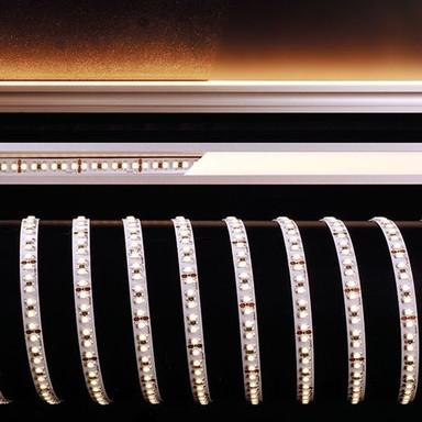 LED Stripe 3528-180-24V-3000K-5M-Nano in Weiss 5050lm IP44