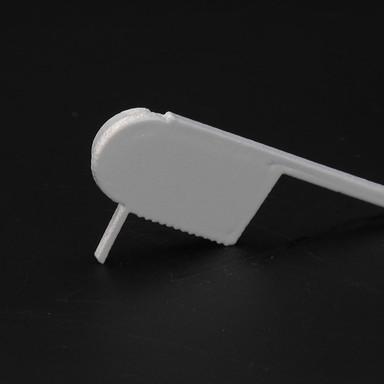 Reprofil, Endkappe R-EL-03-10 Set 2 Stk, Kunststoff, Länge: 54.0 mm