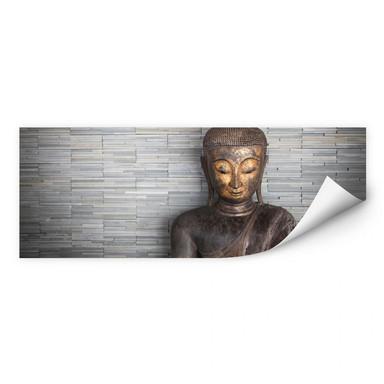 Wallprint Thailand Buddha - Panorama