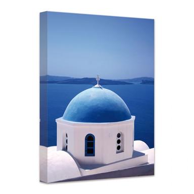 Leinwandbild Sommer in Griechenland