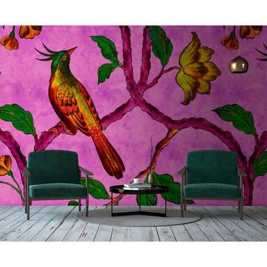 Livingwalls Fototapete Walls by Patel 2 bird of paradise 2 - Bild 1
