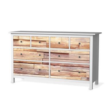 Möbelfolie IKEA Hemnes Kommode 8 Schubladen - Artwood