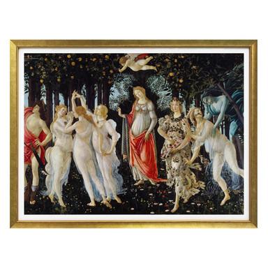 Poster Botticelli - Der Frühling