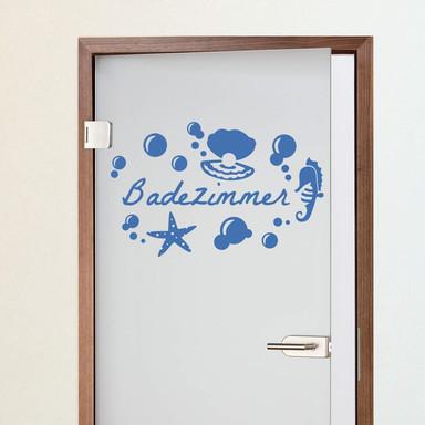 Wandtattoo Badezimmer 02