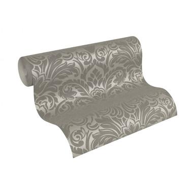 Architects Paper Vliestapete Luxury wallpaper grau, metallic