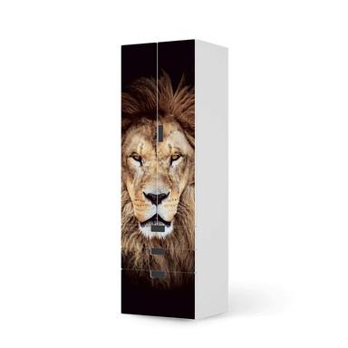 Klebefolie IKEA Stuva / Malad - 3 Schubladen und 2 grosse Türen - Wild Eyes- Bild 1