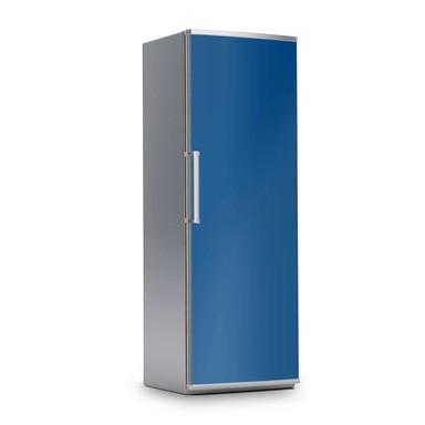 Kühlschrankfolie 60x180cm - Blau Dark- Bild 1