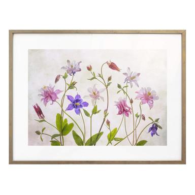 Poster Disher - Das Bouquet