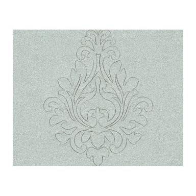 Architects Paper besticktes Panel Nobile grau, metallic