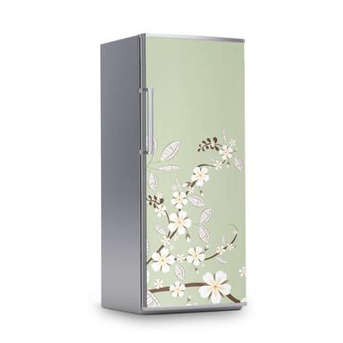 Kühlschrankfolie 60x150cm - White Blossoms- Bild 1