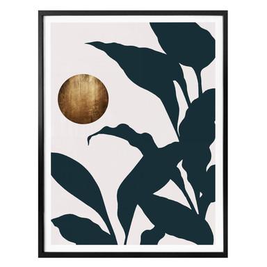 Poster Kubistika - In the jungle