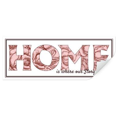 Wallprint Home is...