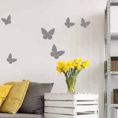 Wandtattoo Schmetterling 8