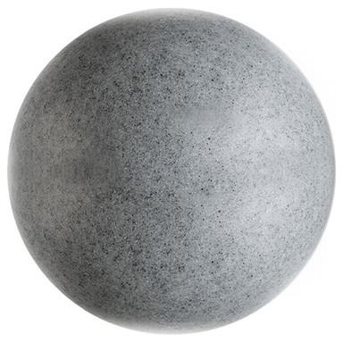 Leuchtkugel Granit 380mm E27 IP65