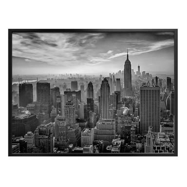 Poster Schilbe - Hazy Gotham
