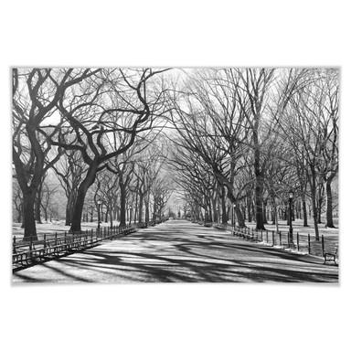 Giant Art® XXL-Poster Poets Walk NY - 175x115cm - Bild 1