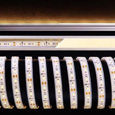 LED Stripe 2835-60-12V-2700K-5M-Silikon in Weiss 2900lm IP67