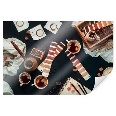 Poster Belenko - Shades of Coffee