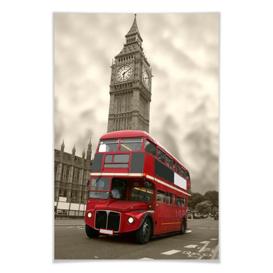 Poster Visit London