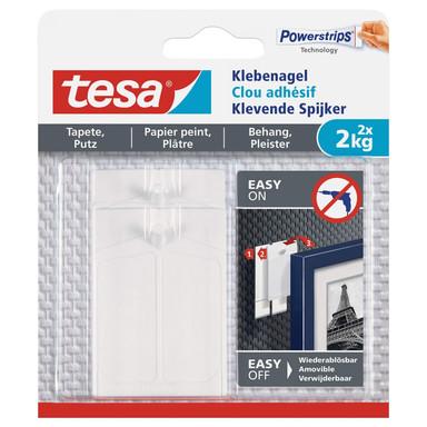 tesa® Klebenagel Tapete & Putz 2x2kg - Bild 1
