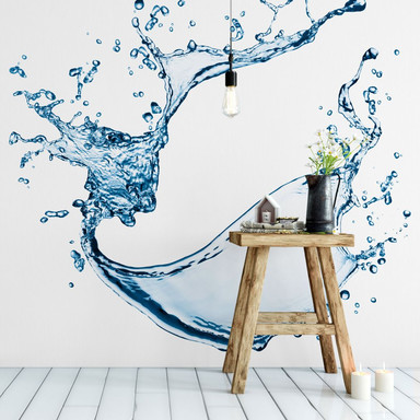 Fototapete Splash - 240x260cm - Bild 1