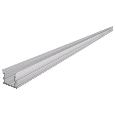 IP-Profil, U-hoch AU-05-15 für 15 - 16.3 mm LED Stripes, Silber-matt, 1000 mm