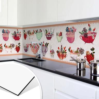 Küchenrückwand Leffler - Dream Cups